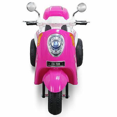 Kids Ride-on Scooter Bike Motorbike Battery Electric