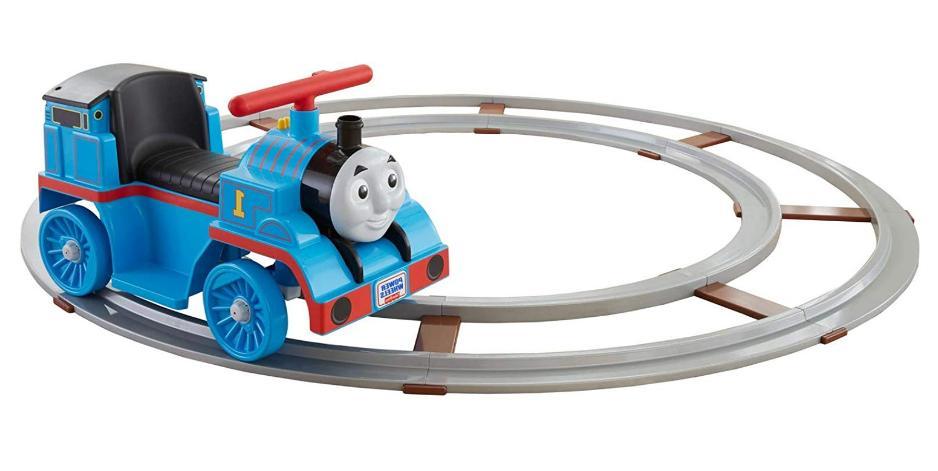 Kids Train Toys Baby Track Fun Children
