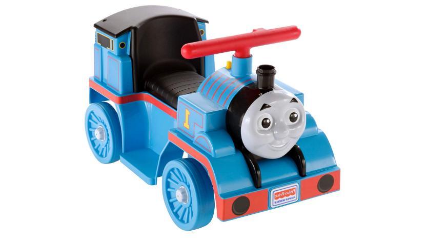 Kids Train Toys Baby Power Wheels Thomas Track Ride Children