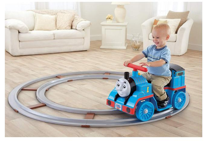 kids train toys toddlers baby power wheels