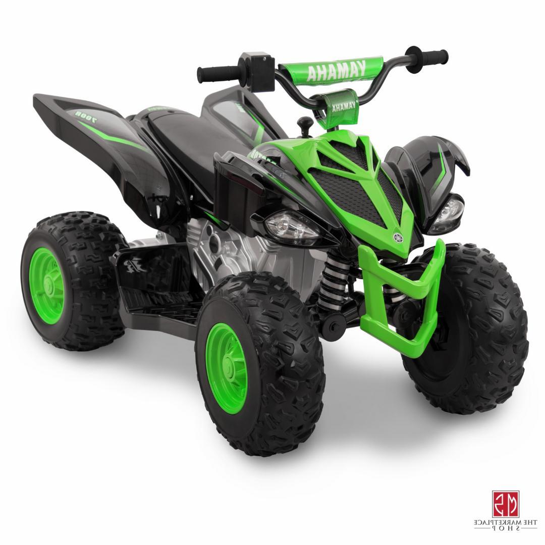 Kids Power Wheels Yamaha ATV 12 Powered Safe Ride
