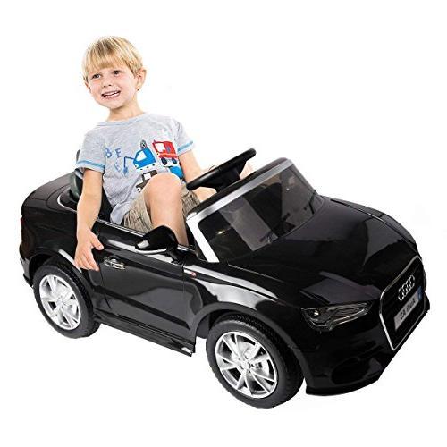 licensed audi a3 ride car