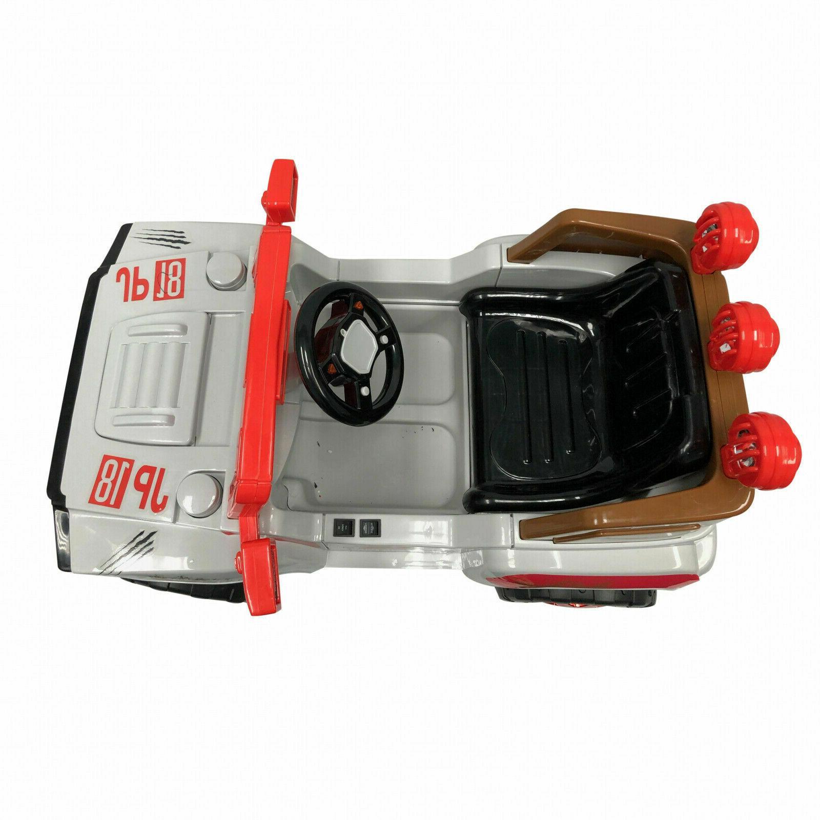 Licensed Battery Power Car 4