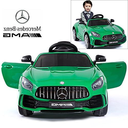 mercedes benz amg gtr electric ride on car usd