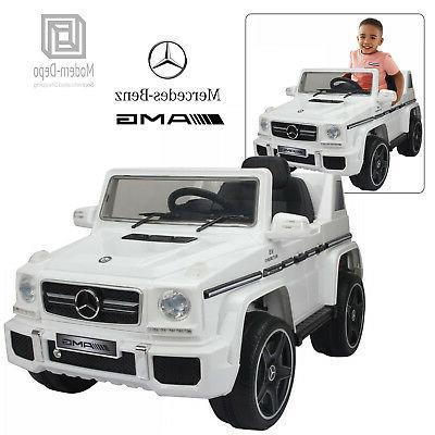 licensed mercedes benz ride car