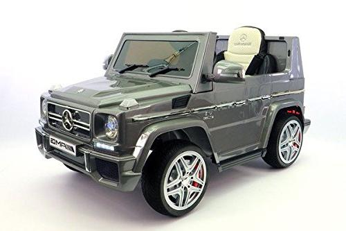 licensed mercedes ride car mp3