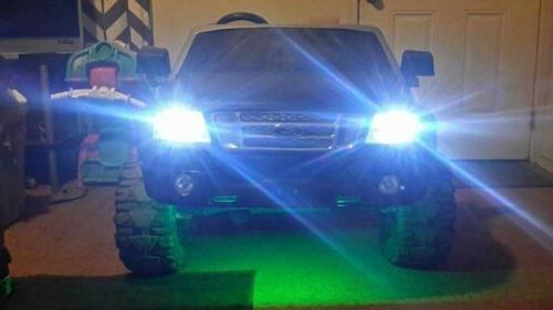 Power Wheels Light
