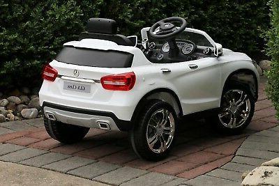 Mercedes-Benz Dual 12V Ride-On Control