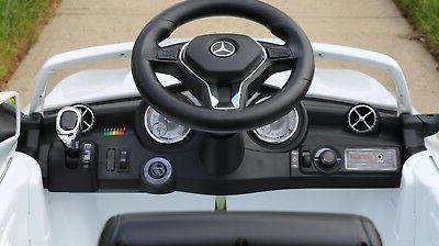 Mercedes-Benz GLA Dual 12V Ride-On Car