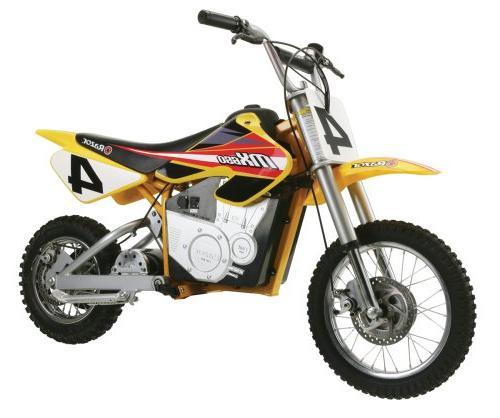 mx650 dirt rocket electric motocross