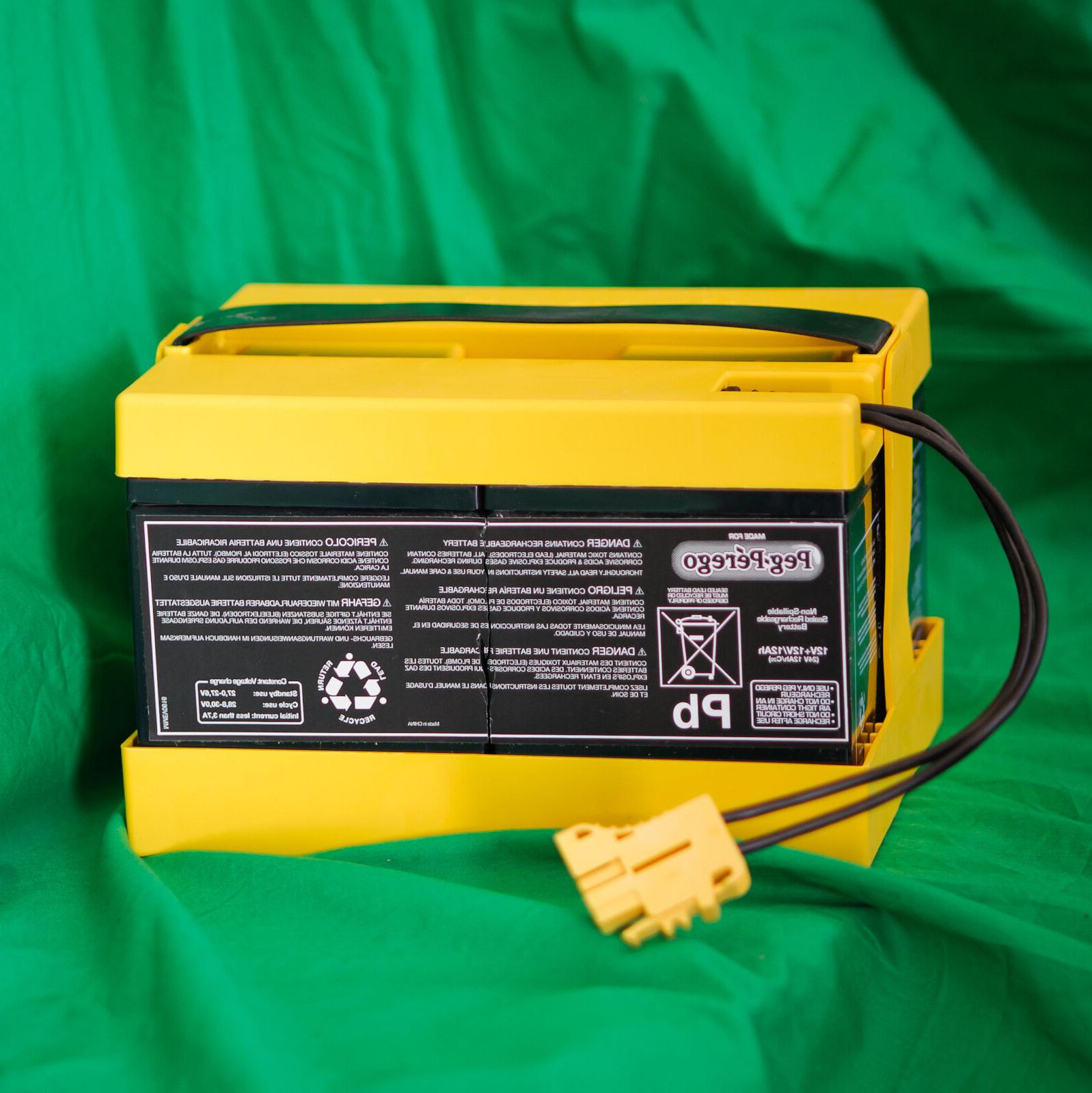 ** NEW **Peg Perego - 24 Volt Battery   Part # IAKB0522  24V