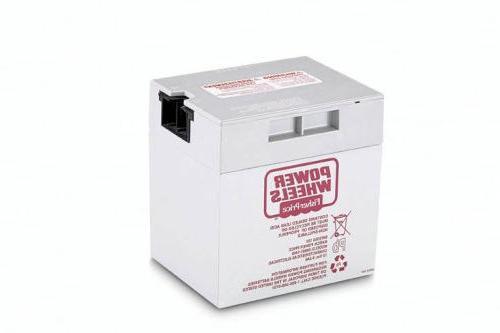 New Replacement Power 12 Mattel