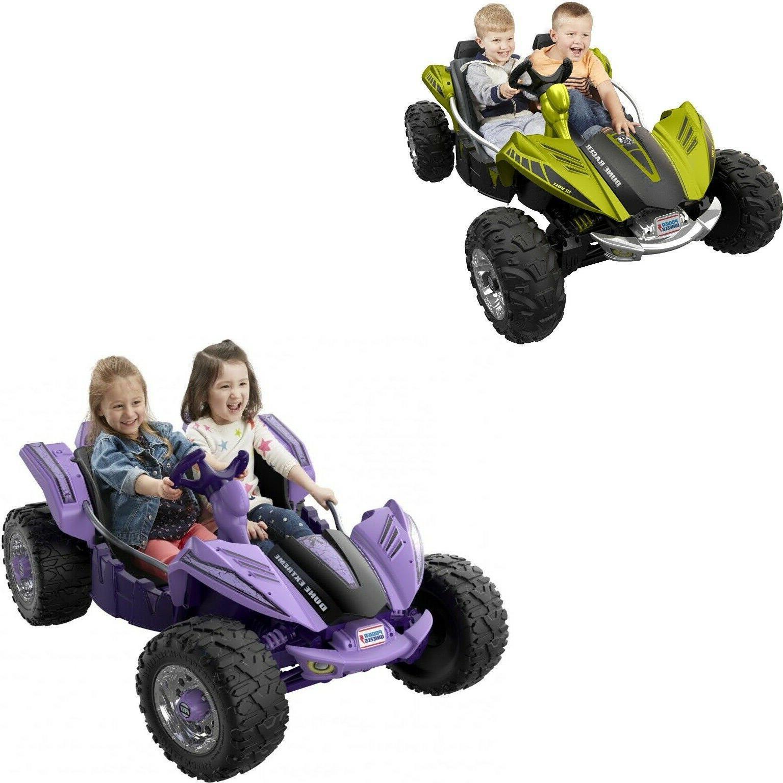 Kids Power Wheels 12 Volt Battery Powered Summer