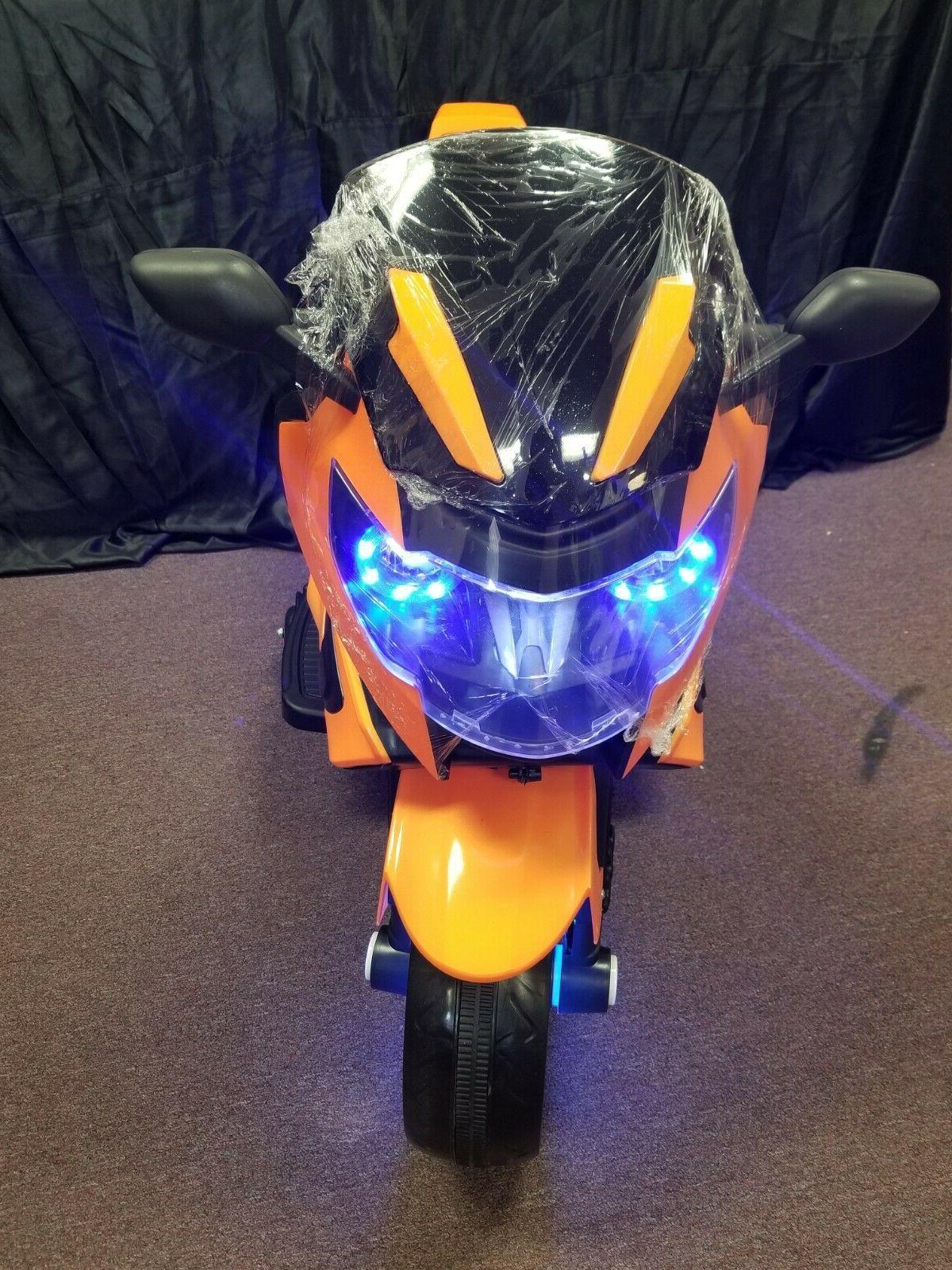 New LED 12V KIDS ON SPORTS GIRLS,BOYS wheel