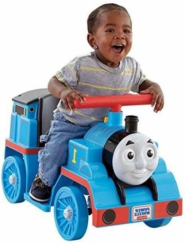 new ride on thomas the train