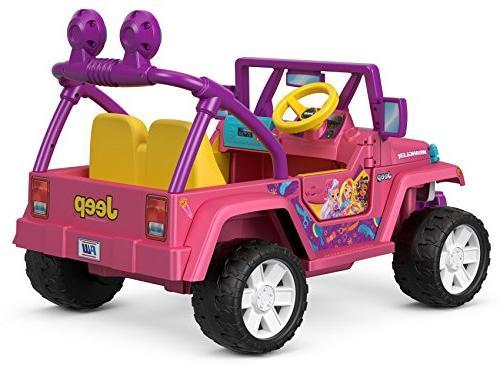 Power Wheels Nickelodeon Sunny Day Wrangler