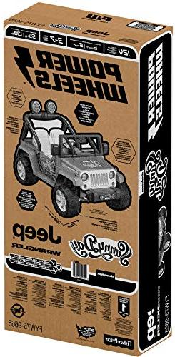 Power Wheels Day Jeep