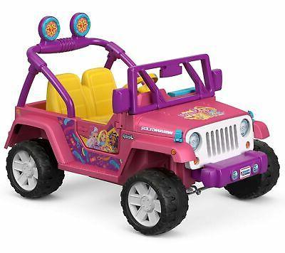 nickelodeon sunny day jeep wrangler