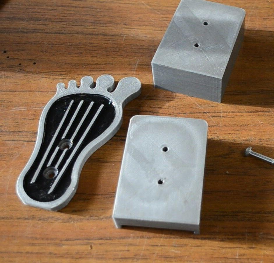 pedal extension the empowerd wheels stomper pedal