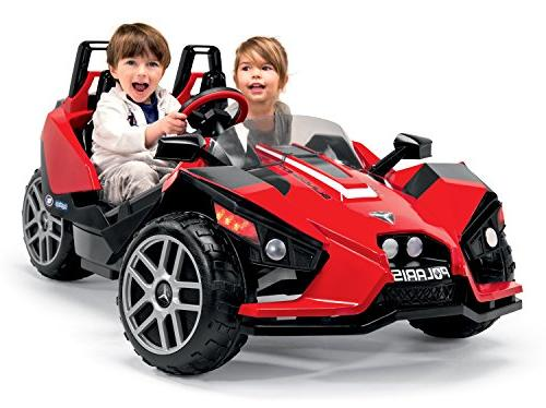 polaris slingshot electric battery operated
