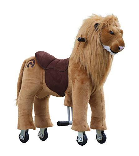 pony ride real walking horse