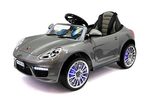 porsche boxster electric ride car