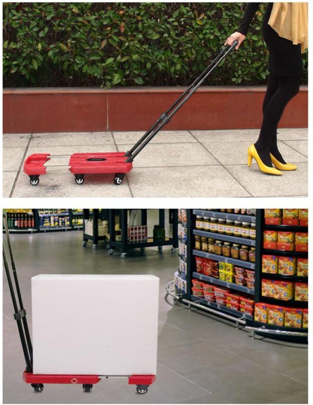 Aodailihb Portable Cart Load 440 Pounds