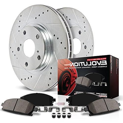 power stop k2445 rear z23 evolution brake