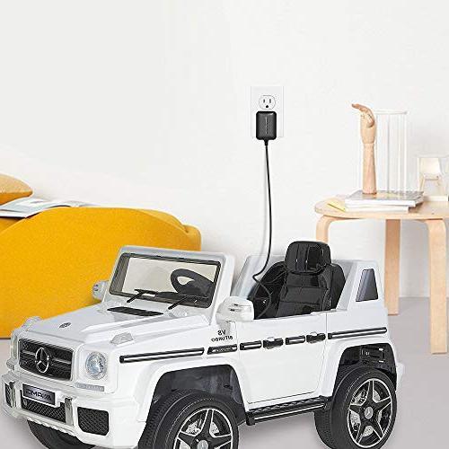 IBERLS Electric Toys Spiderman, Rove Kids Car Power Supply