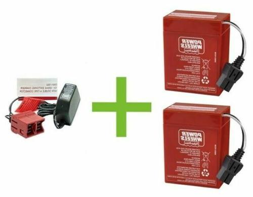 power wheels 12 v red batteries
