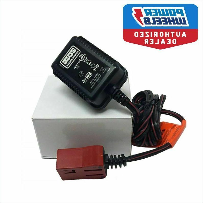 power wheels 6 volt charger for 00801