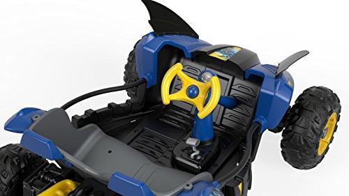 Power Wheels Batman Racer