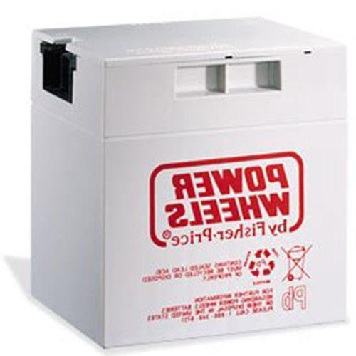 NEW- Genuine Power Wheels 12 Volt Rechageable Battery 00801-