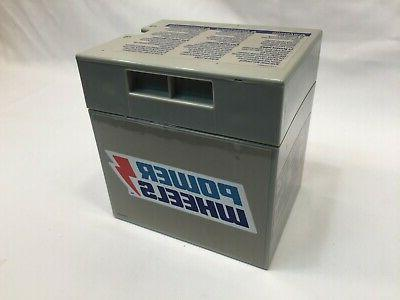 Power BATTERY 00801-1869 Grey 12v FREE