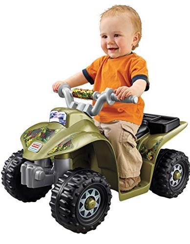 power wheels camo lil quad