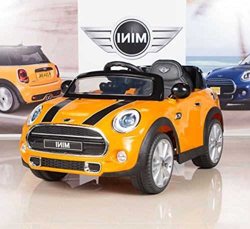 power wheels car cooper