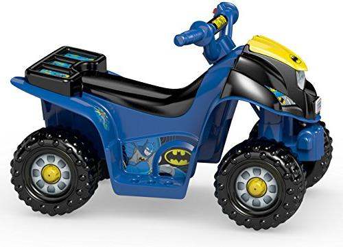 Power Friends Batman Quad 6 Volt Ride On