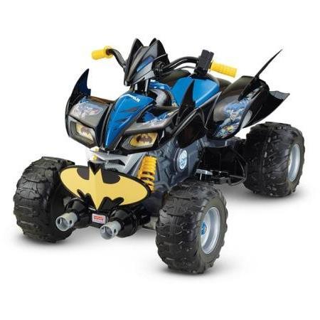Fisher-Price Power Wheels DC Super 12-Volt Kawasaki Batman