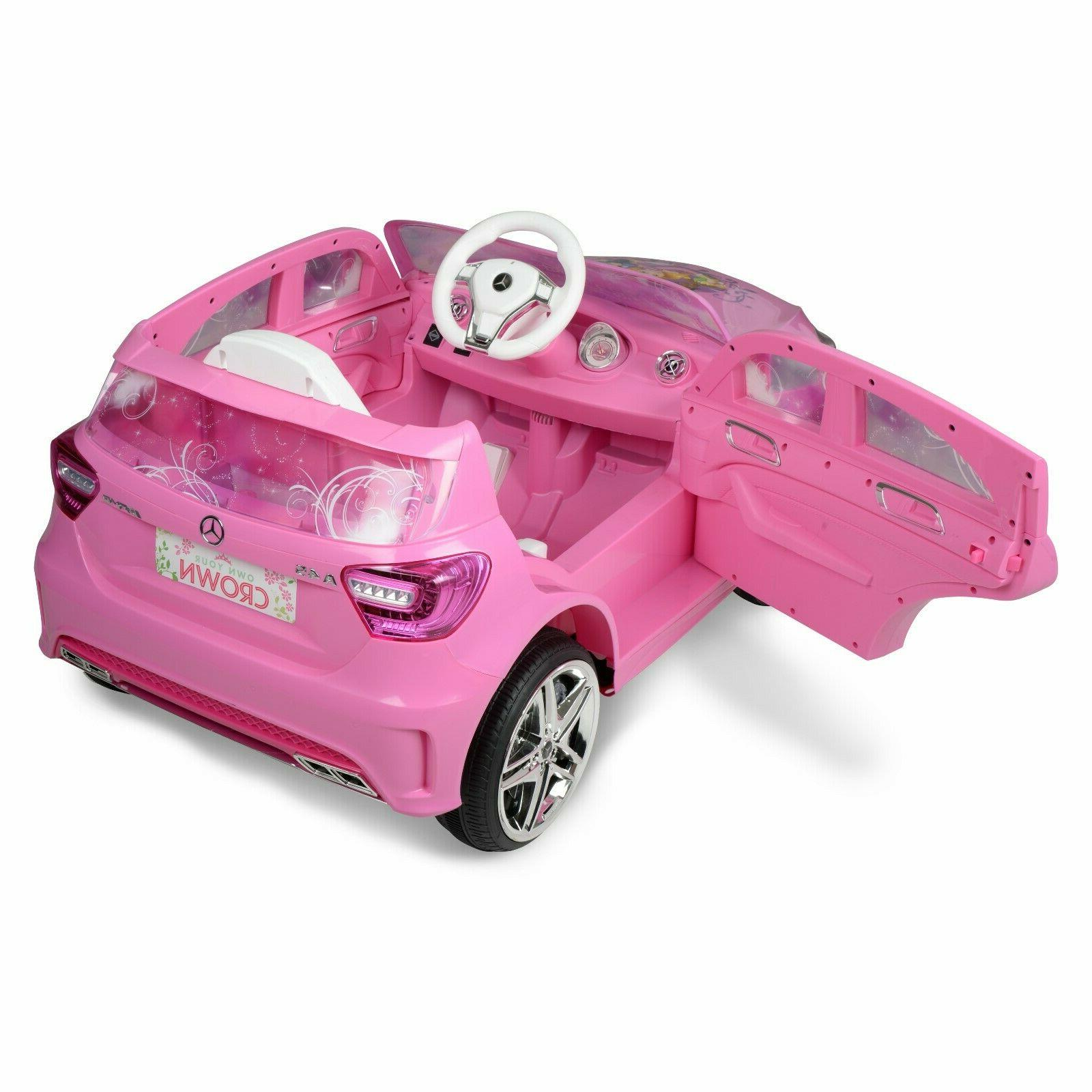 Power Mercedes 6-Volt Powered for toddlers
