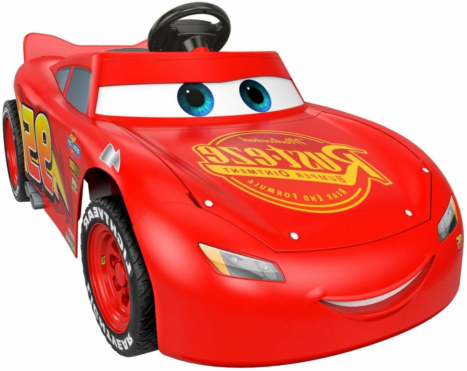 Power Wheels Pixar Cars 3 Fisher