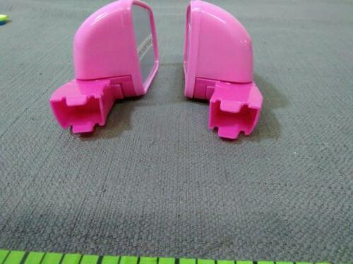 Power Wheels princess side mirrors only pink