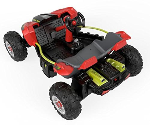 Power Racer, Red