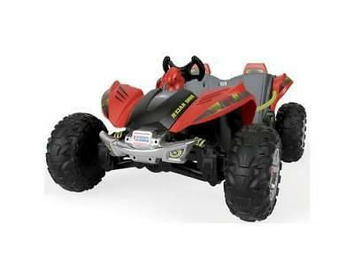 Power Wheels Red