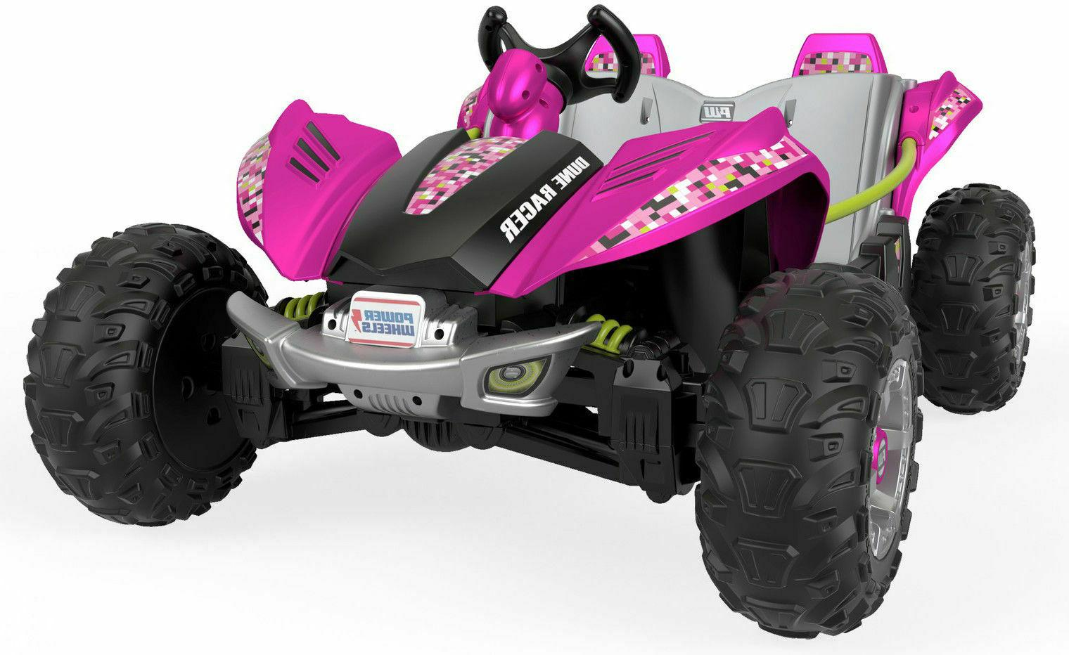 Fisher-Price® Power Dune Racer in Pink FREE SHIP