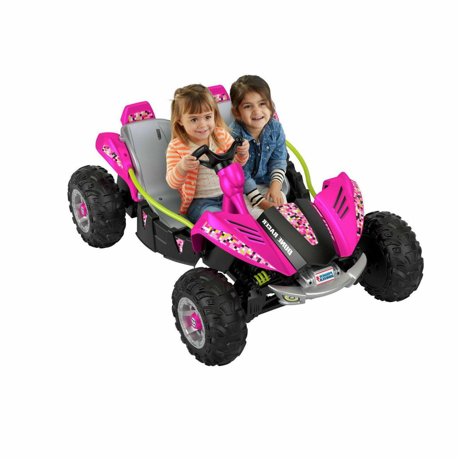 power wheels dune racer in pink free