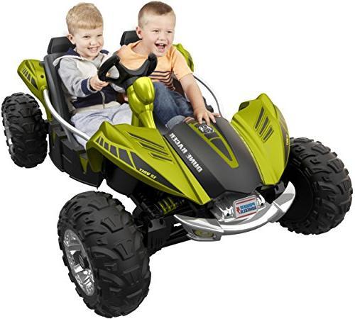 power wheels dune racer vehicle