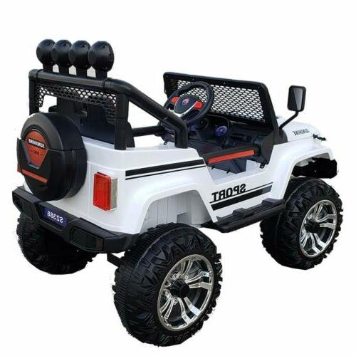 Kids Style Ride On 12V Control MP3