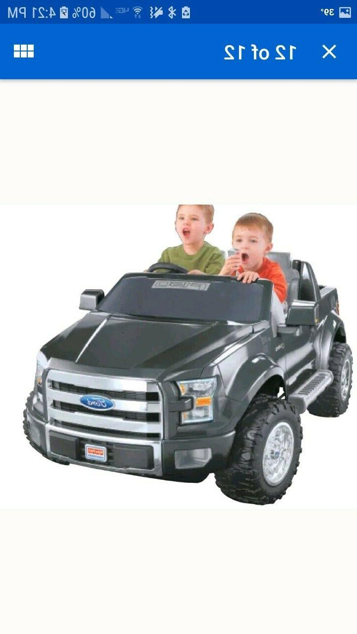 POWER F-150 FORD PICKUP TRUCK Replacement 4 end