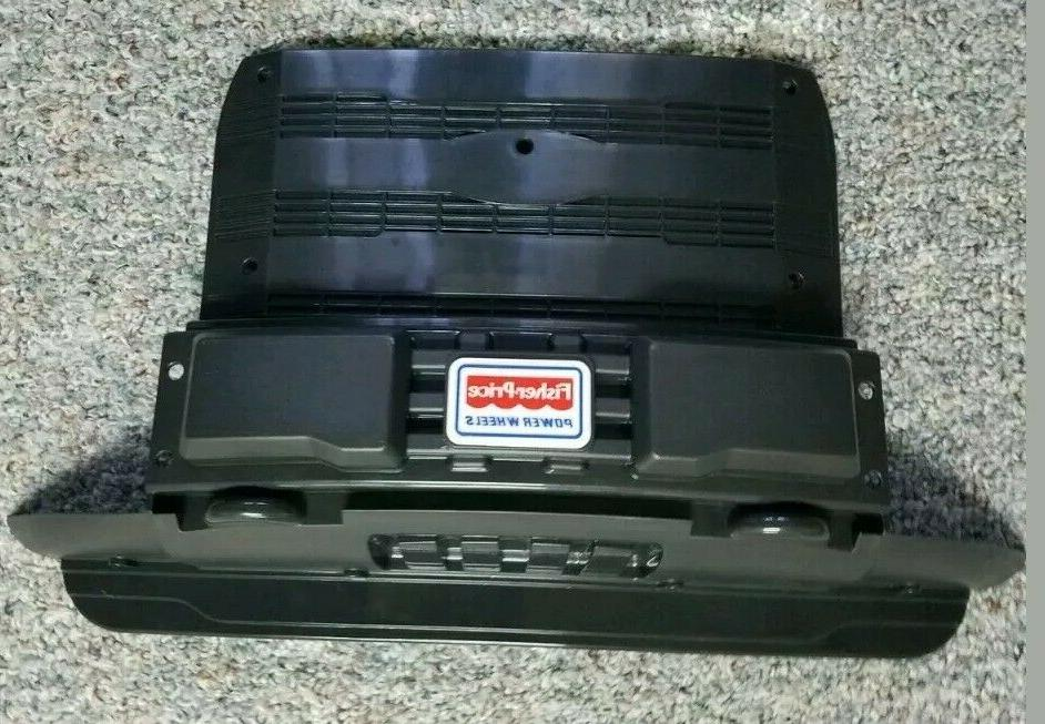 POWER WHEELS PICKUP TRUCK Replacement 4 end
