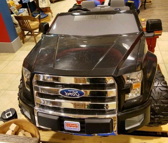 power wheels f 150 ford pickup truck